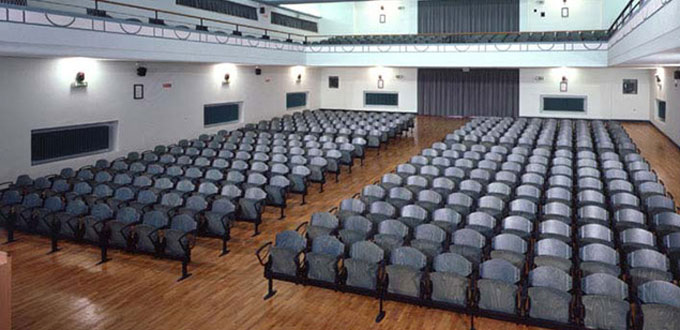 Omnia Lecture Hall Seating 3d4 Design Milton Keynes